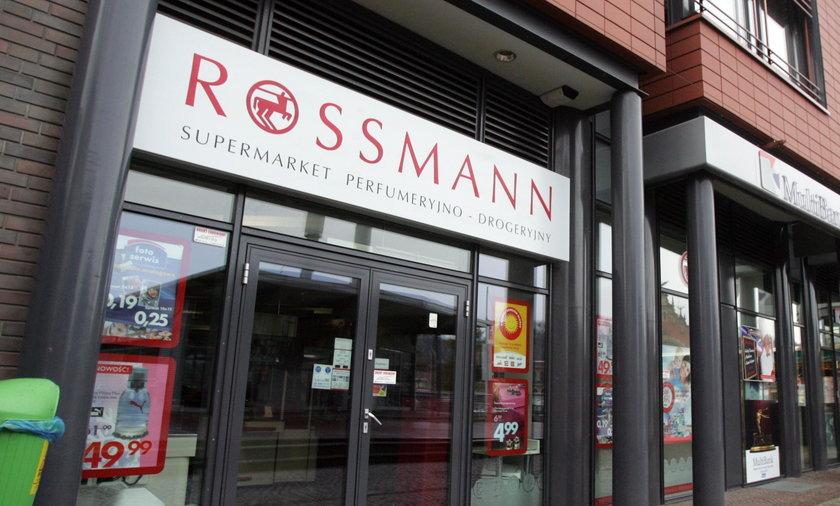 Promocja 2+2 w Rossmannie
