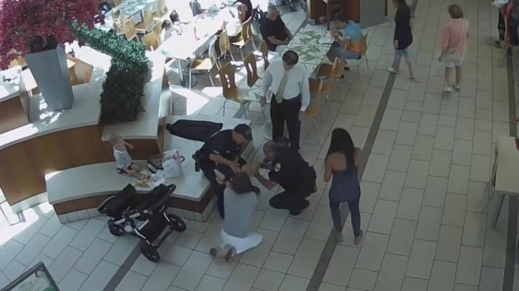 policija omogla majci kojoj se dete gusilo od hrane