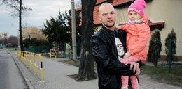 Straż poniżyła ojca na oczach dziecka! FILM