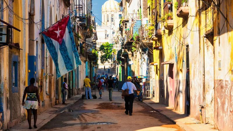 Kuba - Hawana
