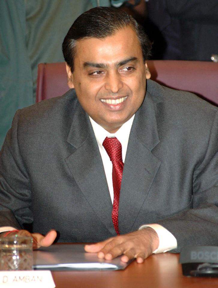 ambani Mukesh ambani is the richest man in india and comes in the top 10 richest people of the world he also has one of the costliest homes, antilla, which is valued at over 1 billion rupees.