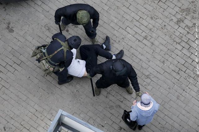 Protest u Belorusiji