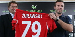 Żurawski podpisał kontrakt z Wislą