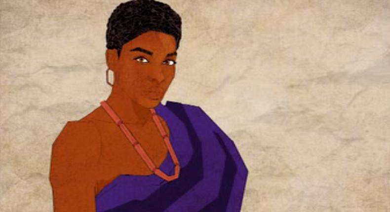 Yaa Asantewaa, the Asante warrior queen (DW)