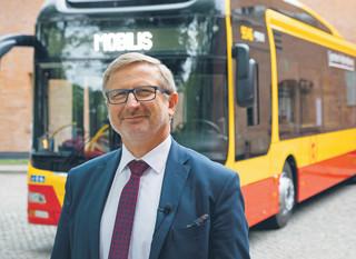 Załuska: Konkurencja w komunikacji to korzyści dla pasażerów [WYWIAD]