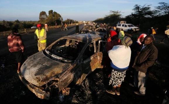 Eksplozija u Keniji