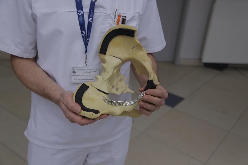 Jeden z najnowocześniejszych implantów na świecie