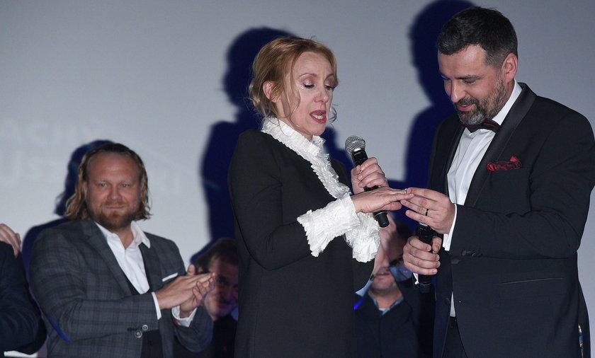 Tomasz Mandes, Ewa Lewandowska