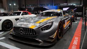 Mercedes-AMG podczas Poznań Motor Show