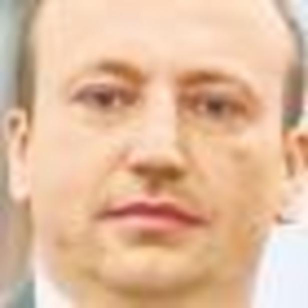 Maciej Kurek, radca prawny z Kancelarii Radców Prawnych Kurek, Kościółek, Wójcik Fot. Jacek Taran