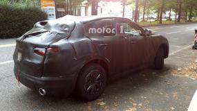 Zdjęcia Alfy Romeo Stelvio - nowy SUV już jesienią