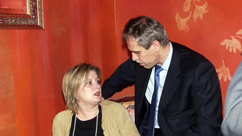 Zygmunt Solorz-Żak poznał swoją przyszłą żonę w 1984 roku w banku PKO SA. Sprzedał jej samochód