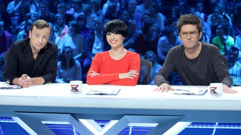 "Jury ""X Factor"""