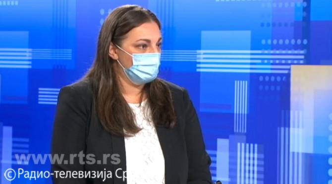 Pulmolog Jelena Grbović objasnila kako korona deluje na pluća
