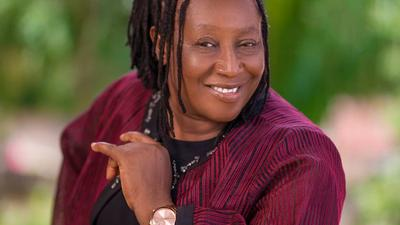 Patience Ozokwo reveals she was practically dragged into Nollywood