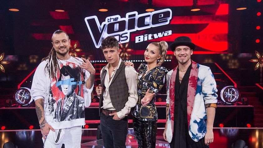 """The Voice Kids 4"". Jury programu w komplecie"