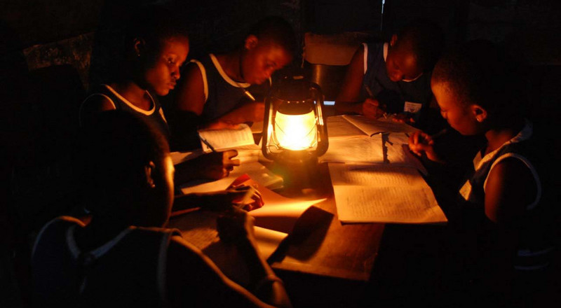 570 million people have no access to electricity in sub-Saharan Africa