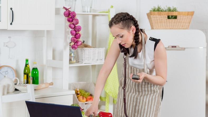 Co jeszcze poza gotowaniem robimy w kuchni?
