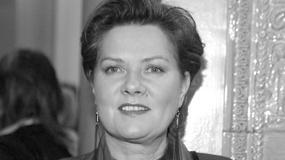 Agnieszka Kotulanka nie żyje. Miała 61 lat