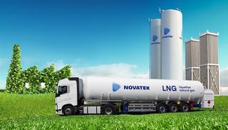 Czysta energia gazowa w zasięgu firmy
