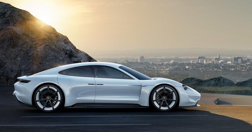 Porsche Mission E ma konkurować z Teslą