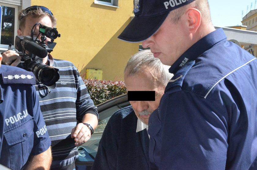 Atak pedofila recydywisty