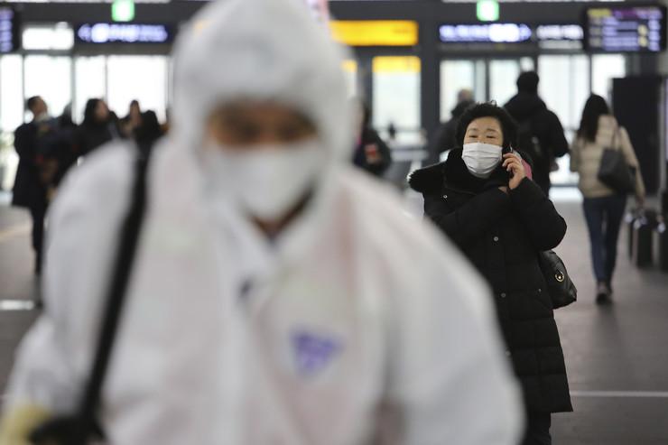 Kronavirus, virus, Kina