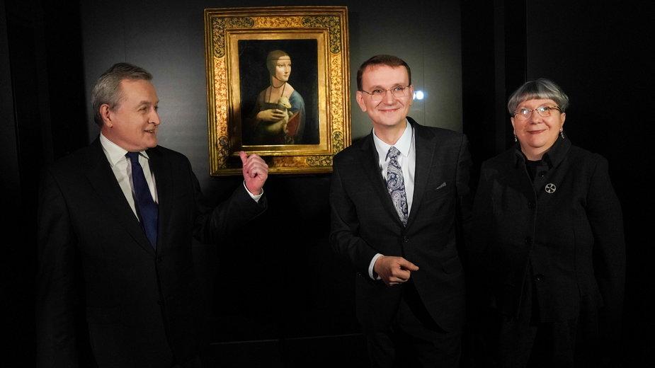 Otwarcie Muzeum Książąt Czartoryskich w Krakowie
