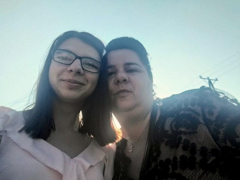 To ostatnie wspólne zdjęcie mamy z ukochaną córeczką