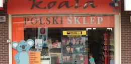 Atak na polskiego sklepikarza. Anglicy kazali mu wracać do domu