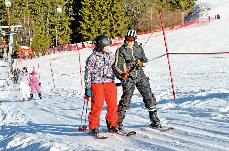zlatar skijanje