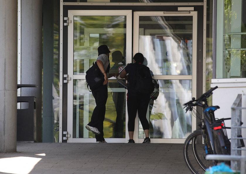 Niemcy. Atak trucizną na uniwersytecie w Darmstadt