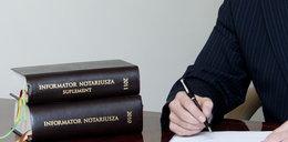Porozmawiaj z notariuszem. Za darmo!