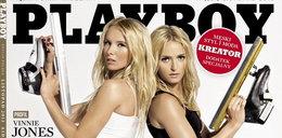 Sexy łyżwiarki w Playboyu