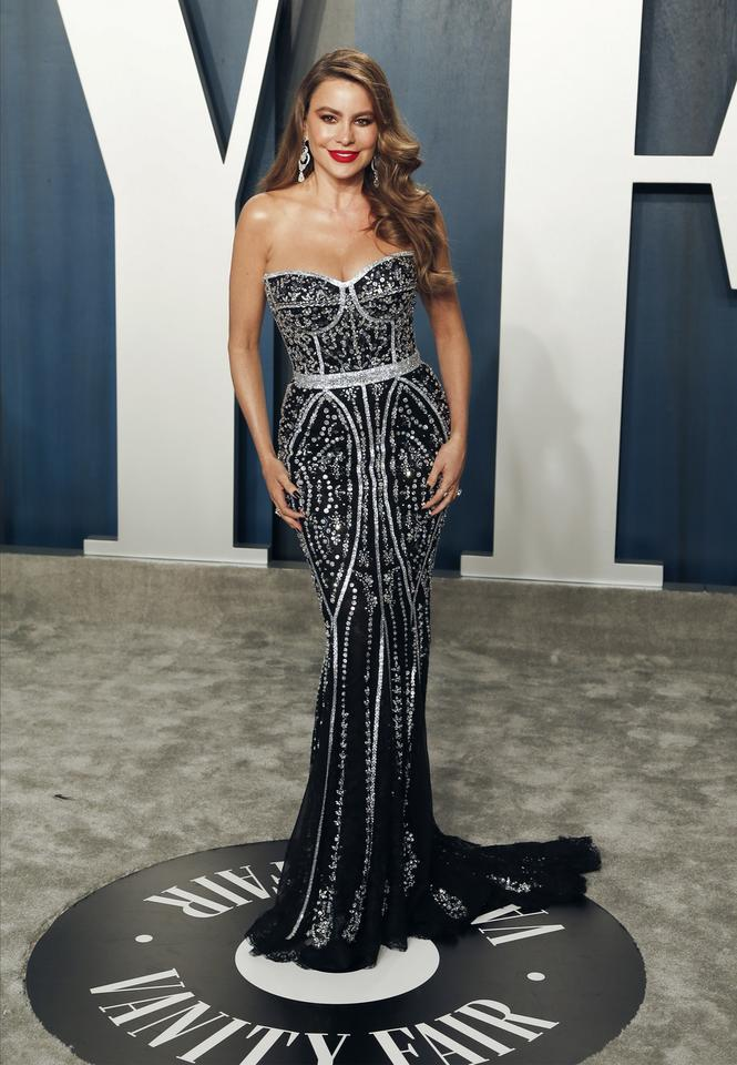 Oscary 2020: Sofia Vergara na Vanity Fair Oscar Party