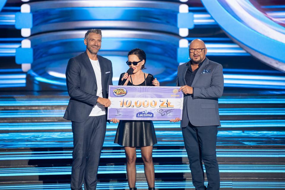 "Paulina Sigud-Jaina memenangkan episode kedua pertunjukan ""Wajahmu terlihat familiar15"""