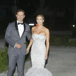 """Dorota Wróblewska ocenia suknię ślubną Małgorzaty Rozenek. """"Elegancja to nie tylko materiał..."""""""