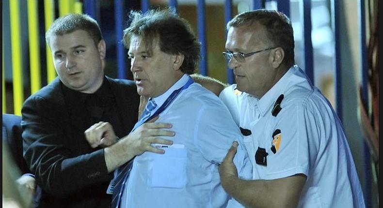 Dinamo Zagreb chief executive arrested over suspect transfers