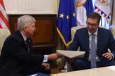 Aleksandar Vučić, Kajl Skot