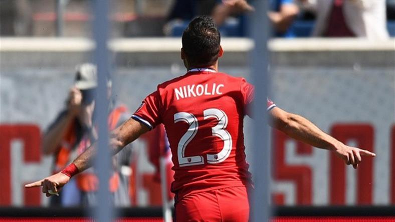 Nikolić podbija MLS! Niesamowita seria byłego legionisty