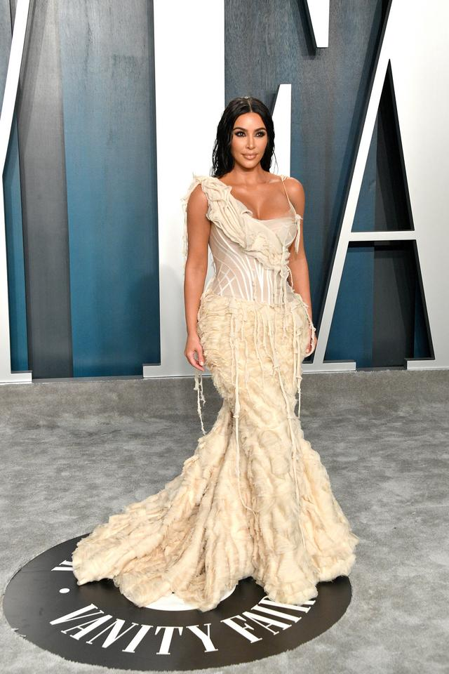 Oscary 2020: Kim Kardashian na Vanity Fair Oscar Party