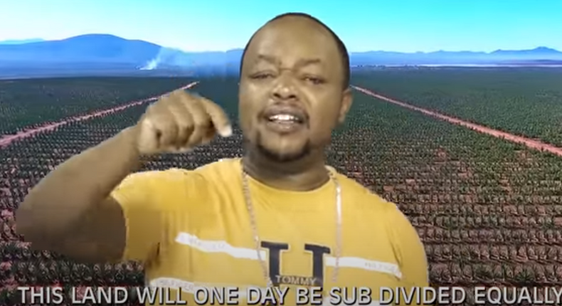 Kkikuyu musician Muigai wa Njoroge in his latest song Ino Migunda which has been deemed as a threat to national cohesion