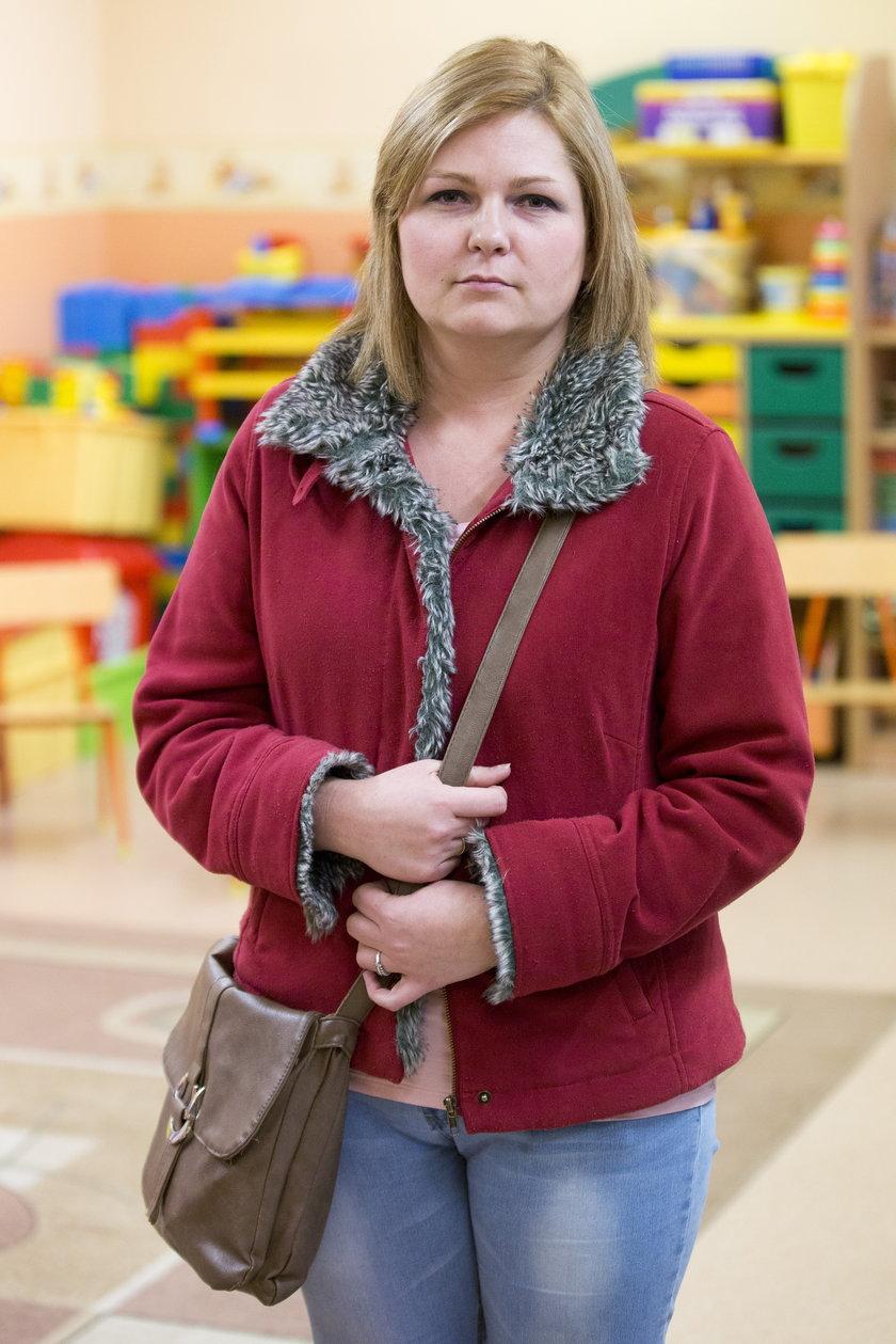 Agata Goly (32 l) mama Kuby( 4 l.)