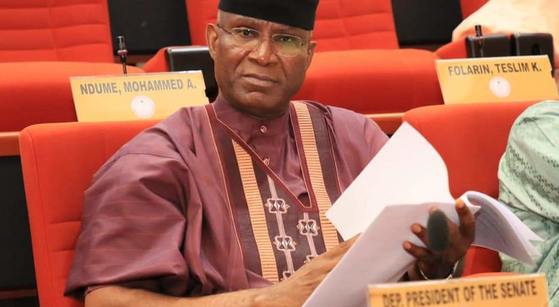 'I can't be distracted by sponsored irritants,' Omo-Agege reacts to US conviction