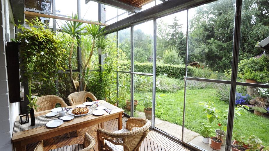 Oranżerię często myli się z ogrodem zimowym - Klaus Rose/stock.adobe.com