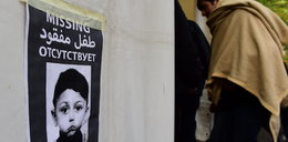 Seryjny morderca porwał dziecko uchodźców
