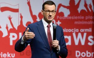 Morawiecki: Na pewno będziemy kontynuować reformę sądownictwa