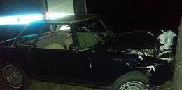 Złodziej ukradł zabytkowe auto i... Jest sprawiedliwość!