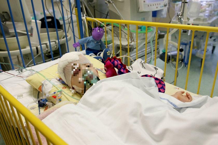 Nikosia czeka długie leczenie i rehabilitacja