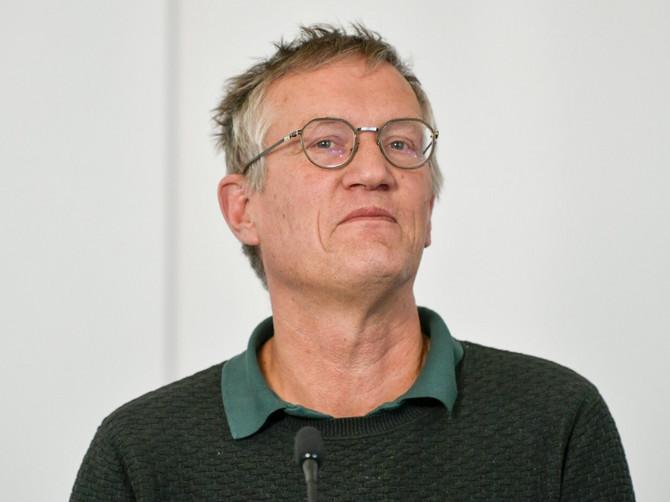 Glavni švedski epidemiolog Anders Tegnel